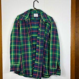 Sovereign Thick Flannel Shirt Sz 2XL